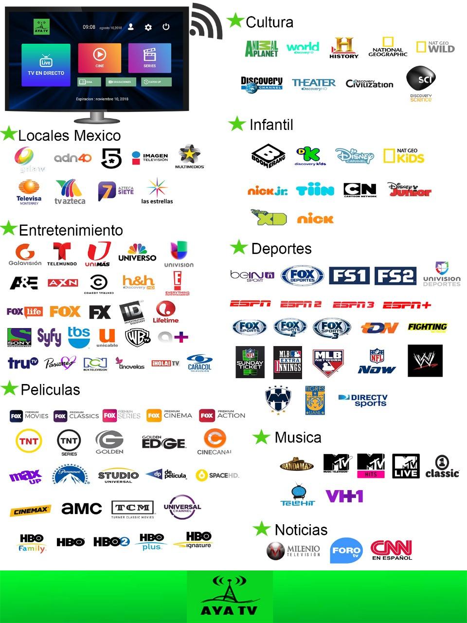 Aya tv